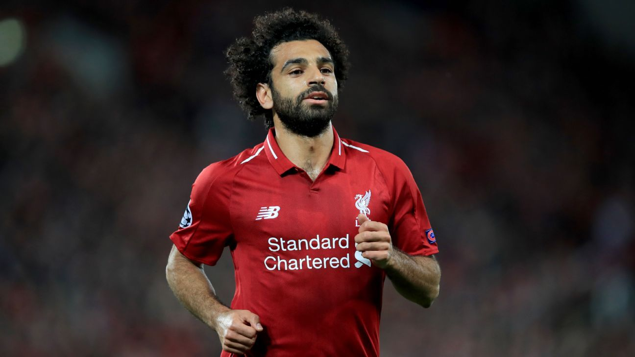Liverpool's Mohamed Salah has had a low-key start to the season.