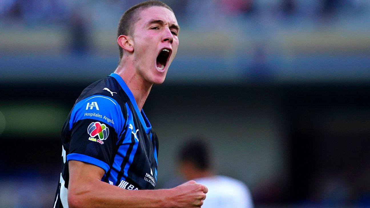 Though young, Marcel Ruiz has become incredibly important for Queretaro and highly attractive for European clubs.