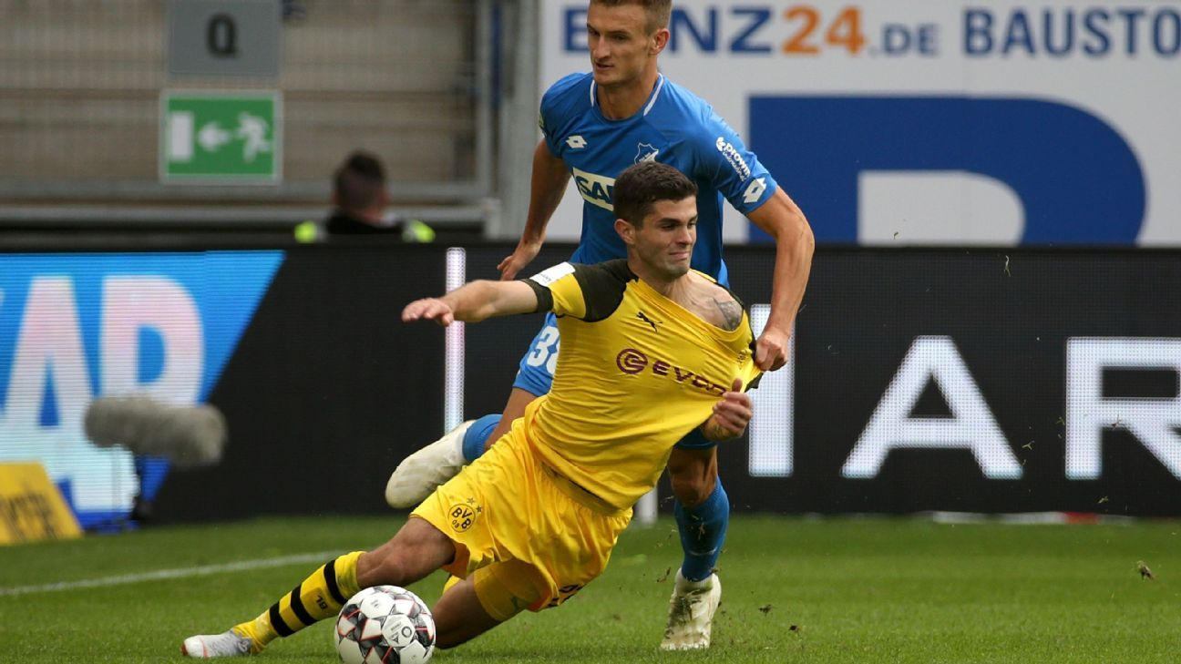 As has so often been the case, Christian Pulisic was the hero for Dortmund in their frustrating 1-1 draw vs. Hoffenheim.