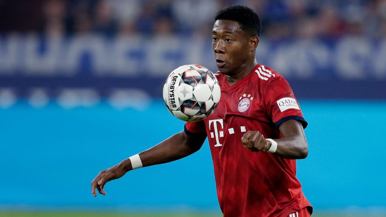 Alaba was a relentless force down the left flank in both attack and defence as Bayern wrapped up another comfortable victory.