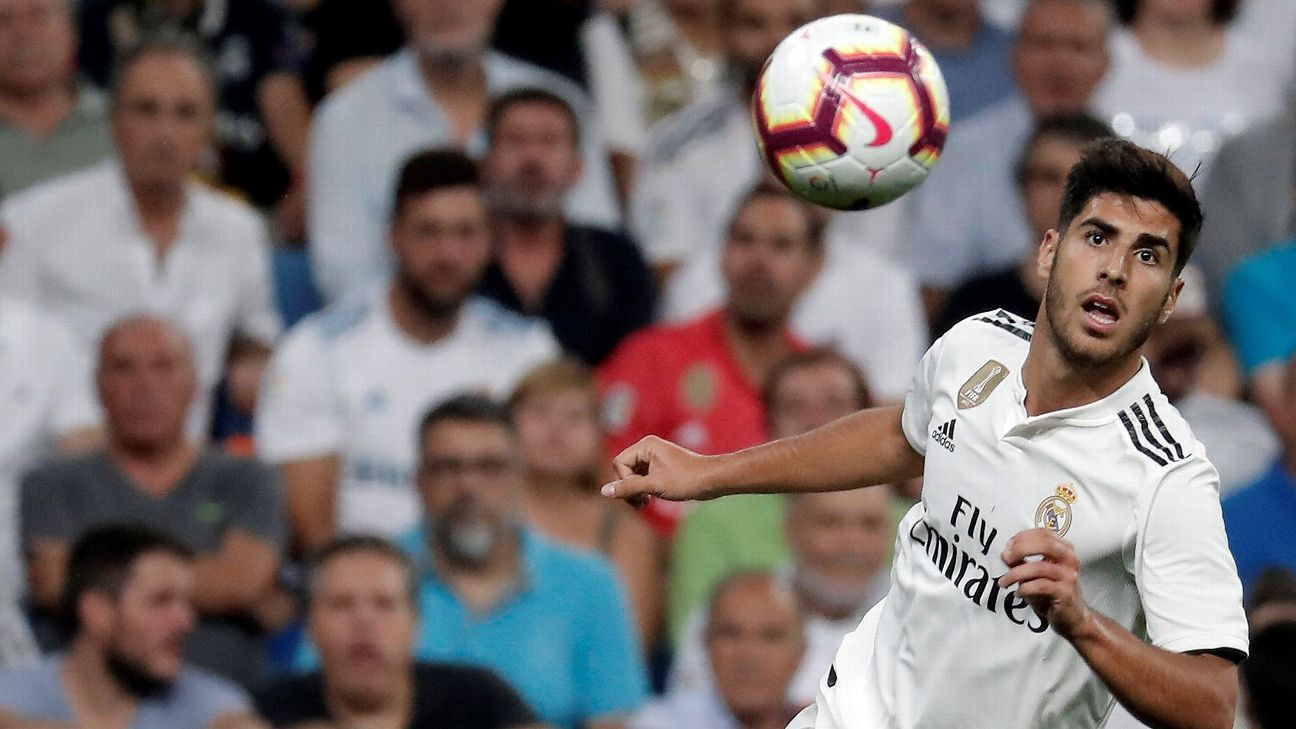 Asensio made the difference as Real Madrid grabbed a victory over Espanyol.