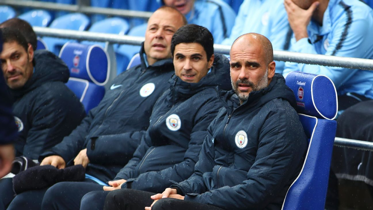 Pep Guardiola wants Manchester City to win the Premier League title year after year.