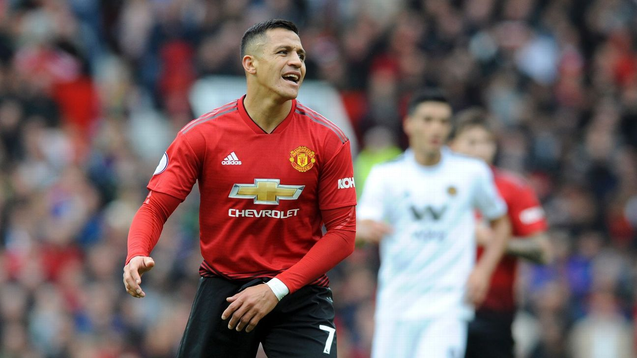 Alexis Sanchez has yet to really find his place at Man United, another headache for Jose Mourinho.