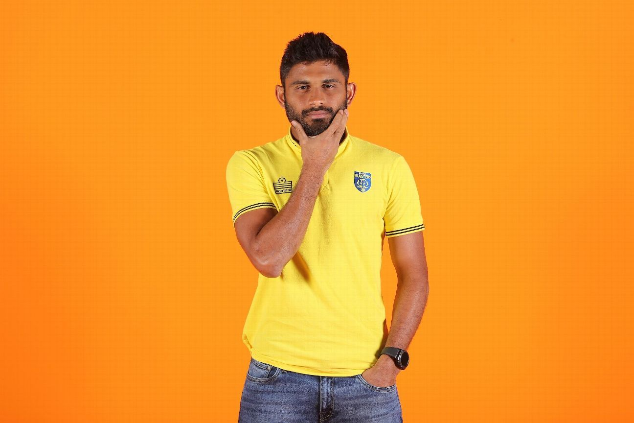 After 11 seasons as a professional, Anas Edathodika will finally play his first season for a Kerala club this year.