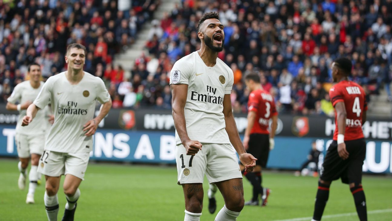Derided as a joke signing at the end of the summer window, the contributions of Choupo-Moting aren't lost on PSG's players or manager.