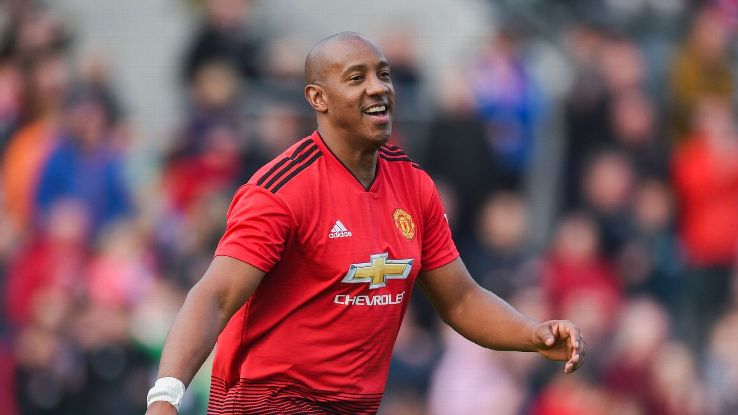 Dion Dublin's penalty gave Man United the victory on a day that was about much more than a football result.