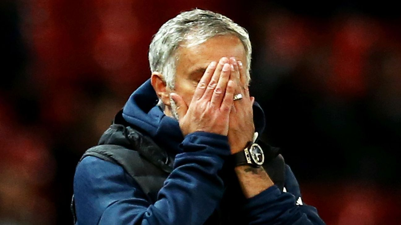 For Jose and Manchester United, it has been an awful start to the season.