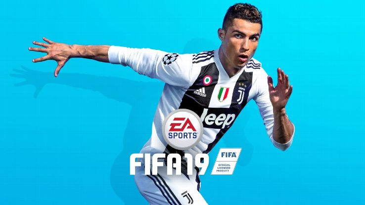 Cristiano Ronaldo again graces the cover as FIFA 19 pushes the game even further than past editions.