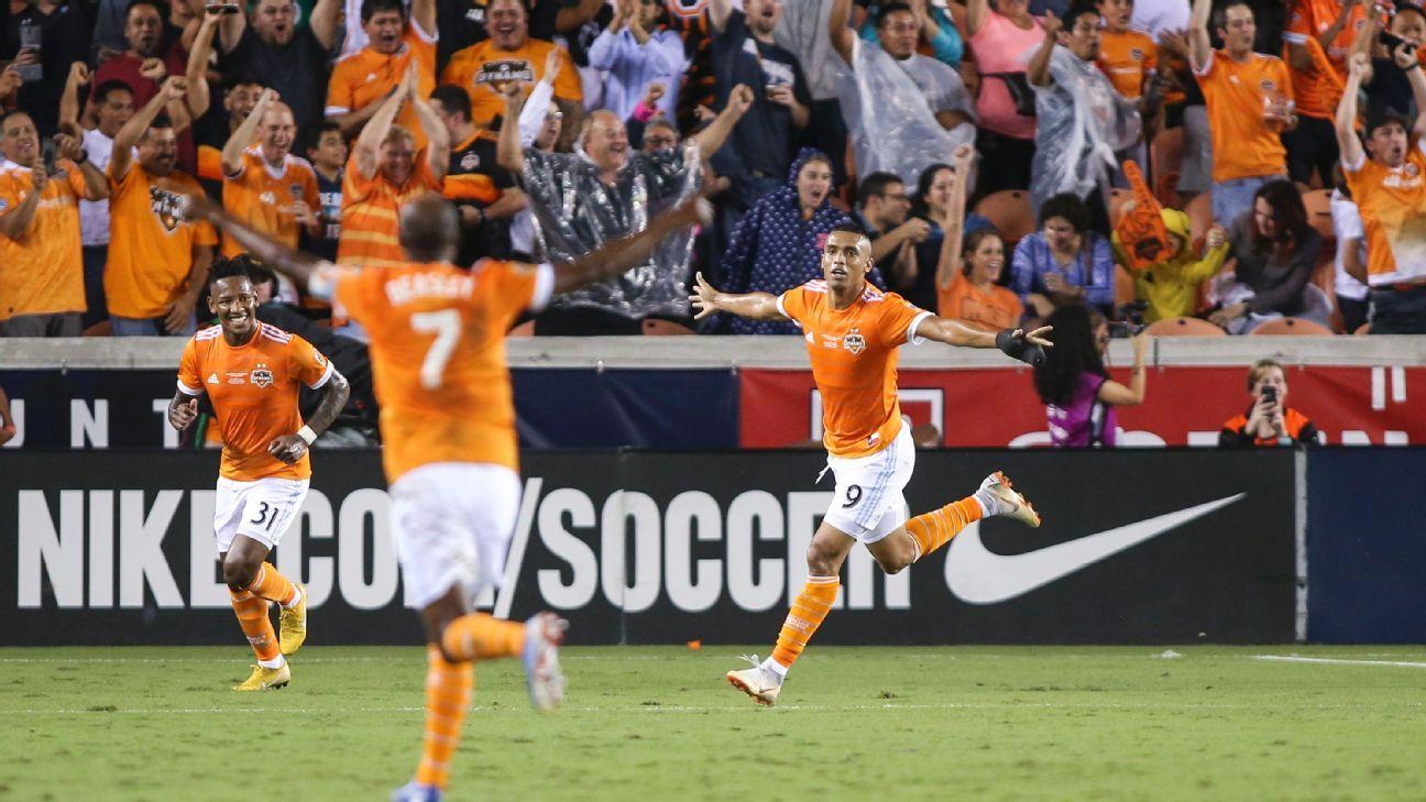 Houston Dynamo's U.S. Open Cup win bucks Major League Soccer form again