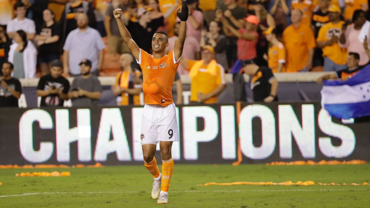 Mauro Manotas leads Dynamo to first U.S. Open Cup in club  history