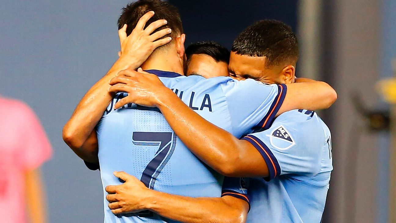 NYCFC seals playoff berth, eliminates Chicago Fire
