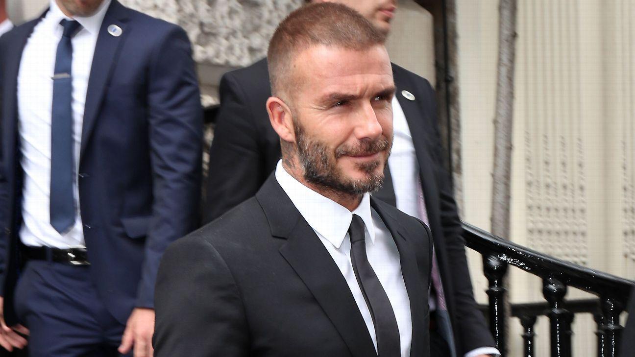David Beckham's lawyer -- nicknamed