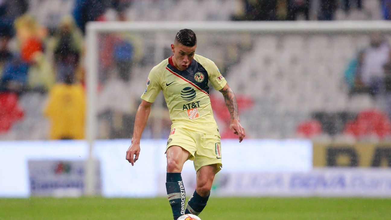 America and Colombia midfielder Mateus Uribe is one of Liga MX's best playmakers and chance creators.