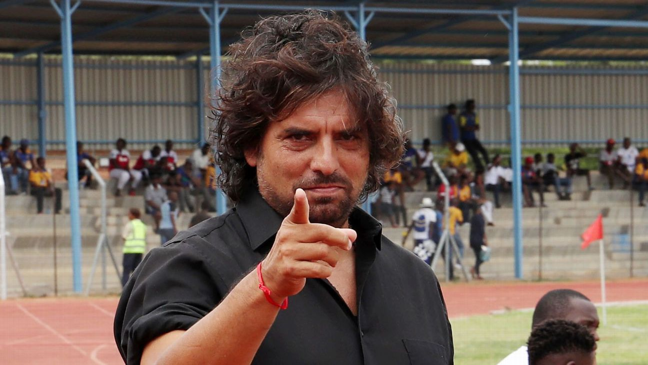 Rodolfo Zapata of AFC Leopards