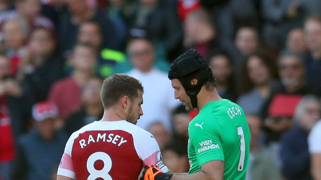 Aaron Ramsey's contract situation looks to be having a negative impact on his form at the moment for Arsenal.