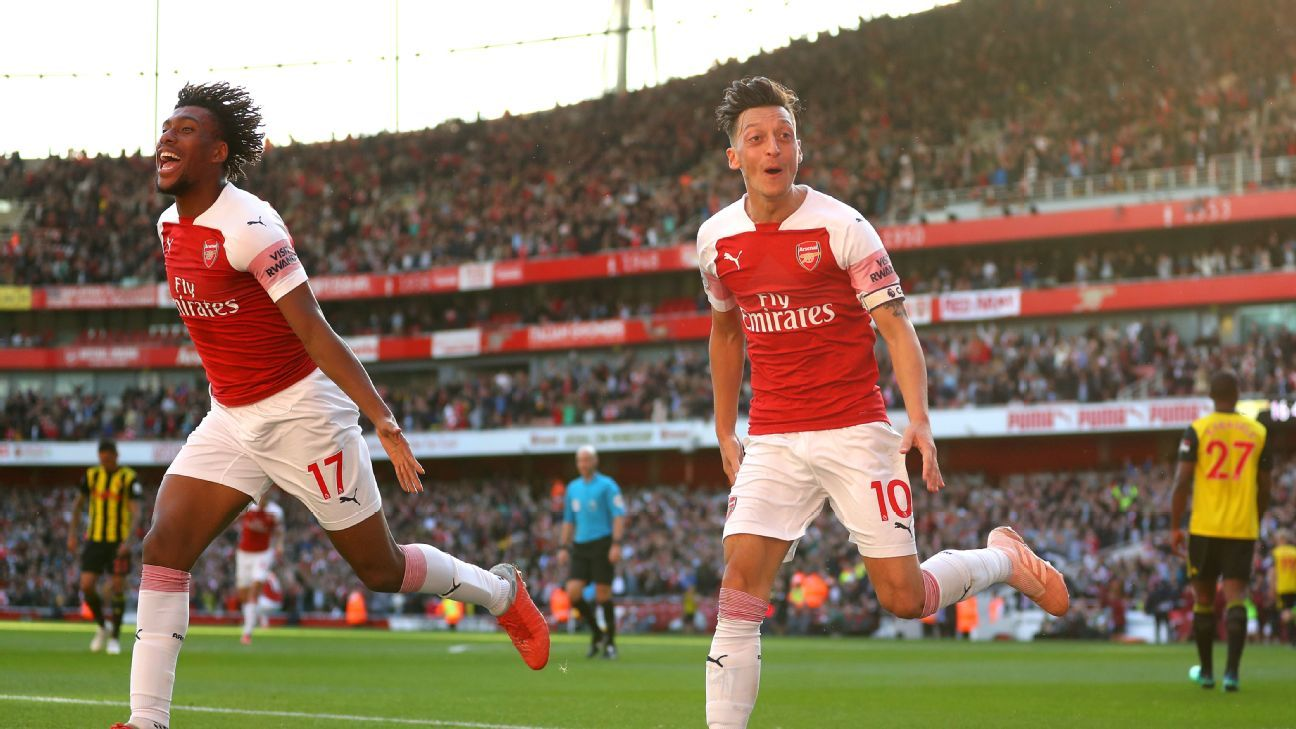 Arsenal were second bestmost of the day but two late goals in the span of three minutes was the difference.