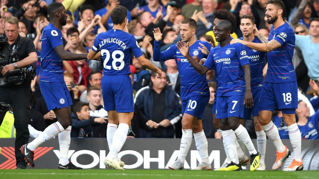 Unbeaten after seven games, can Chelsea mount a serious title challenge?