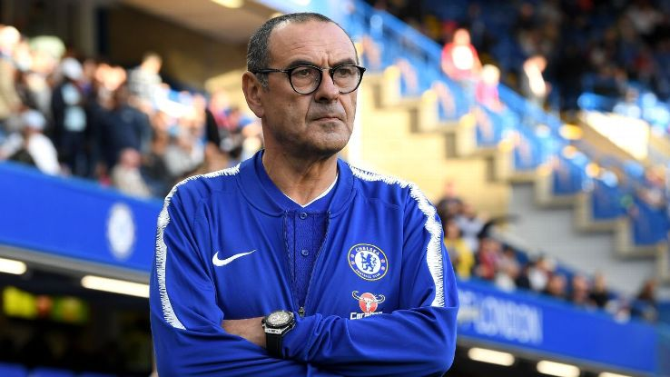 Maurizio Sarri took Napoli close to the Serie A title. Can he go all the way with Chelsea?