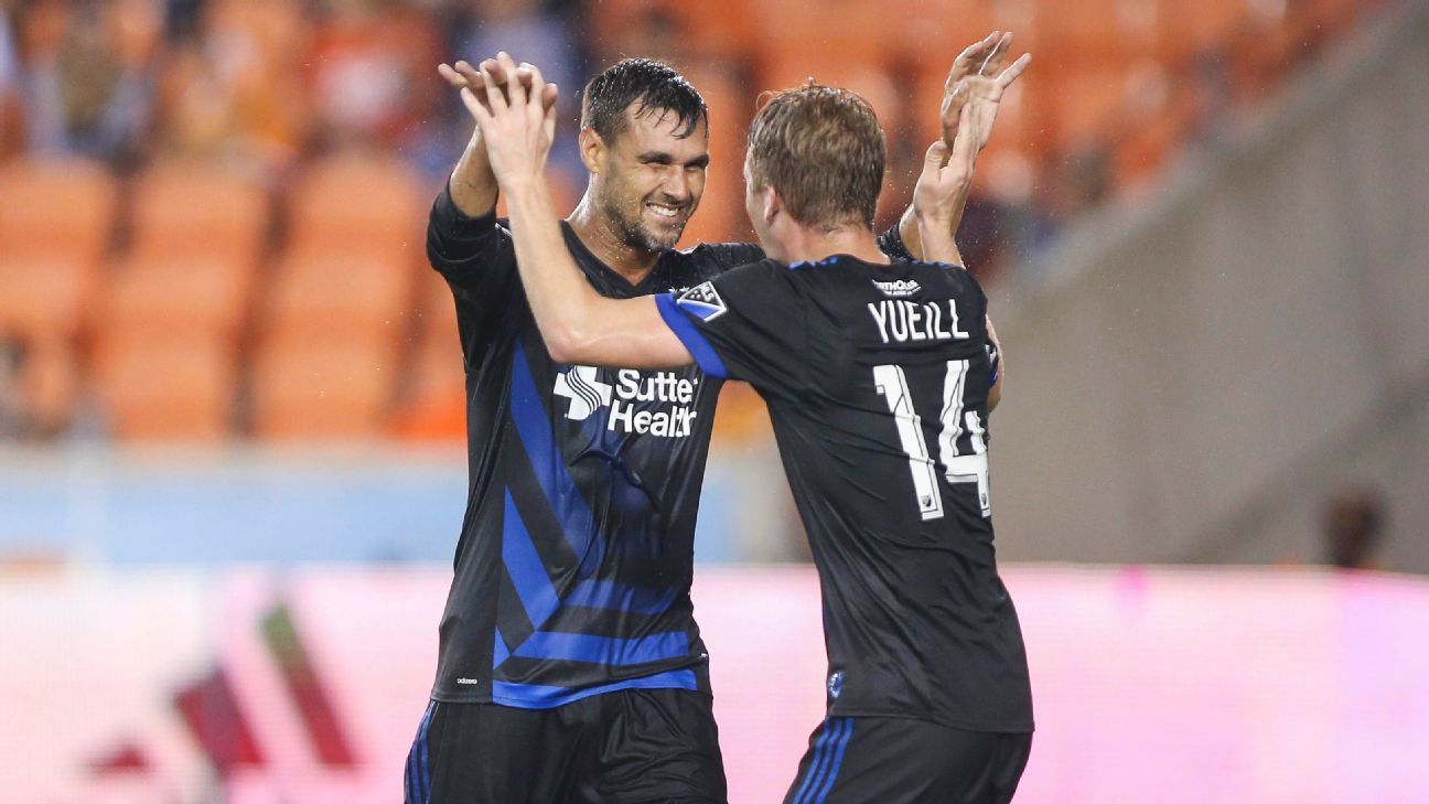 Chris Wondolowski pulls within two of Donovan's goals record