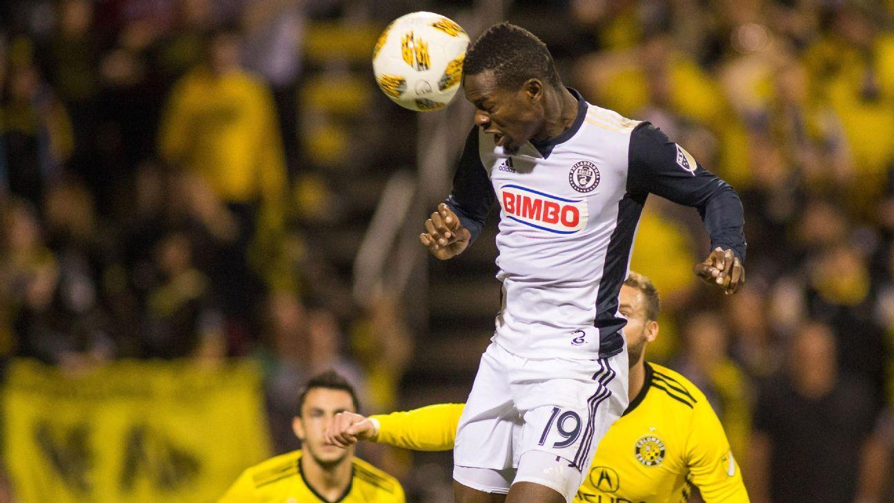 Union, Crew play to scoreless draw amid playoff race