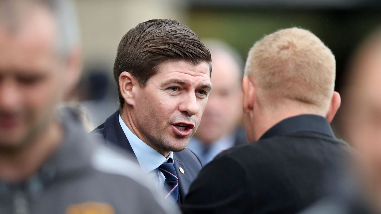 Steven Gerrard has only won one away game since becoming Rangers manager.