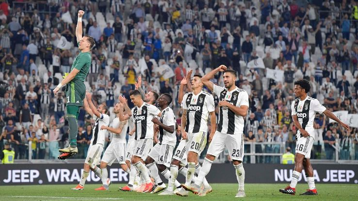 Juventus look unstoppable on the pitch at present but off-field issues could well steer the club off its productive course.
