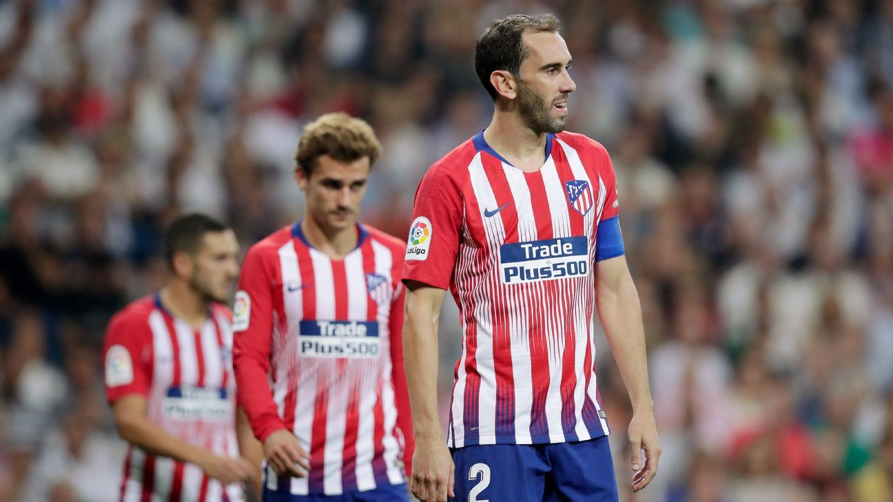 Godin's form is a serious pain for Atletico Madrid and Diego Simeone given his consistent excellent in their defence over so many years.