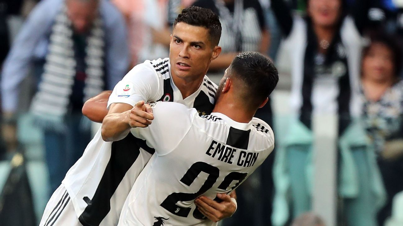 Ronaldo didn't score but was exceptional as Juventus cruised past Napoli in the weekend's big Serie A clash.