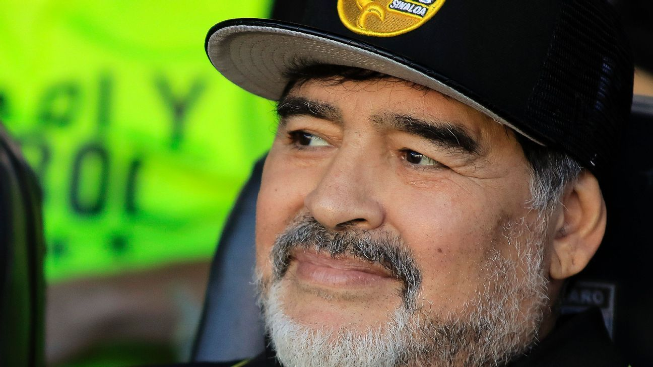 It could all change in due course but Diego Maradona seems serious about building something in Sinaloa.