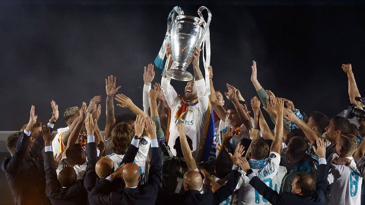 Real Madrid are the current super-club dominating the Champions League. But it's a trophy that the biggest teams are willing to destroy football for in order to lift next year.