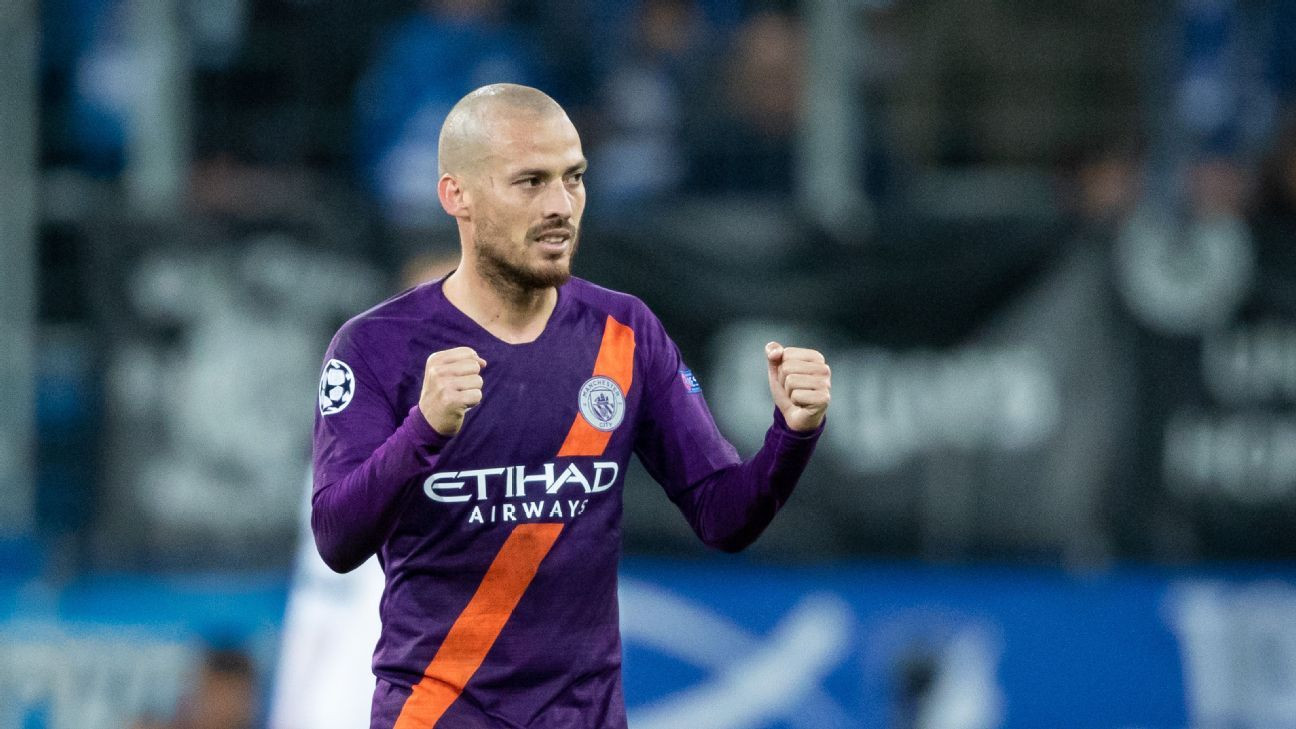 Now almost 33, David Silva continues to produce the goods in key moments for Man City.