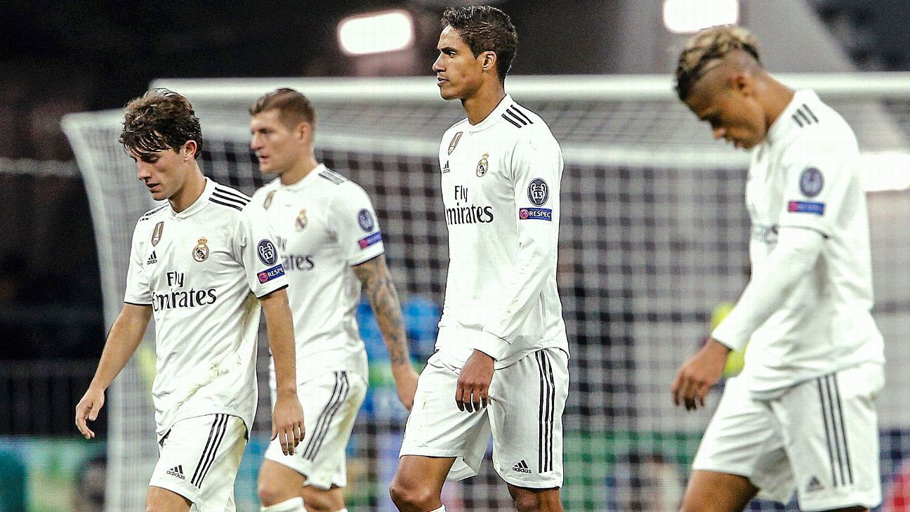 Real Madrid looked sub-par again in midweek but this isn't the time to panic or act like everything needs to be changed. Just give them time.