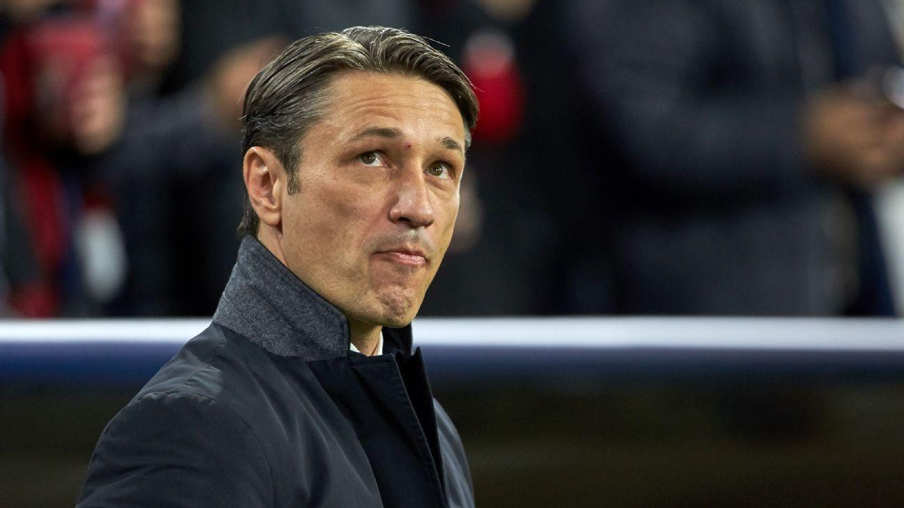 Bayern Munich's Niko Kovac