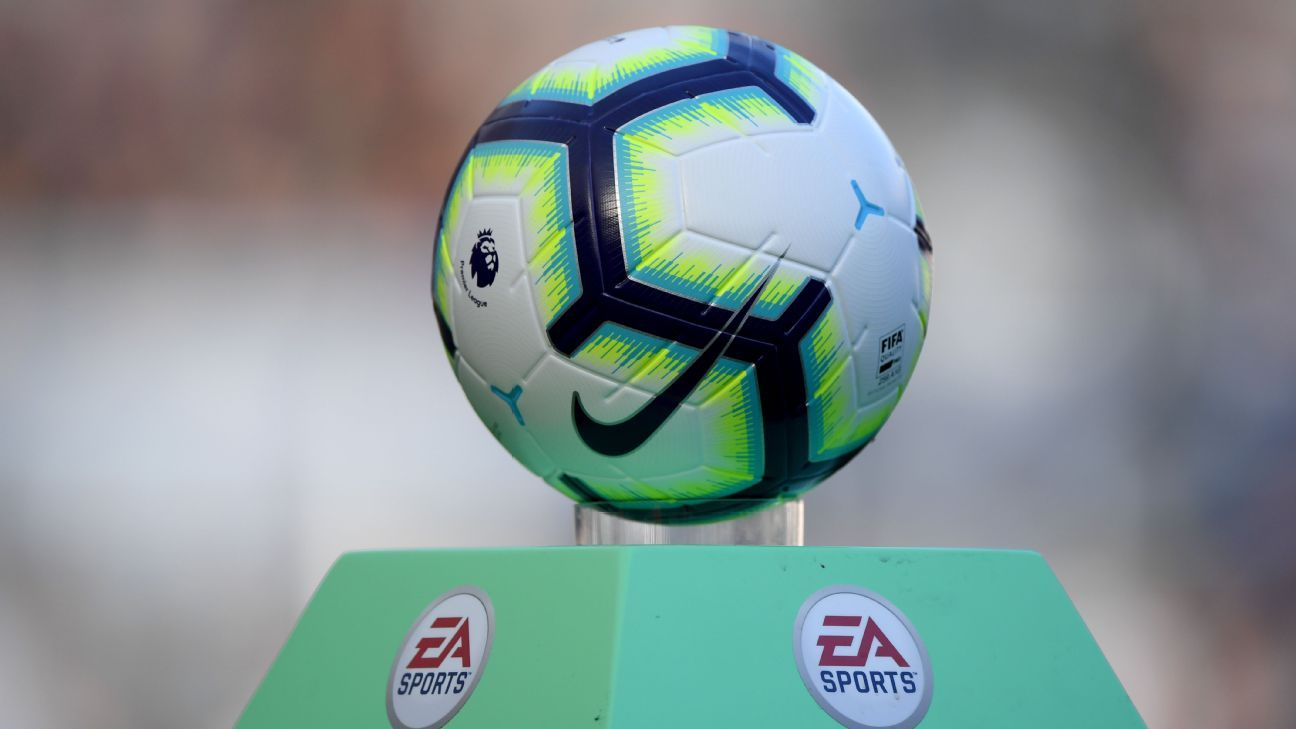 EA Sports have a partnership with the Premier League.
