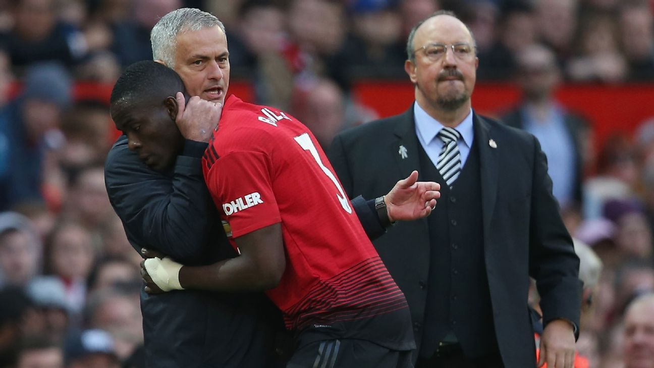 Eric Bailly's Manchester United has been thrown into doubt.