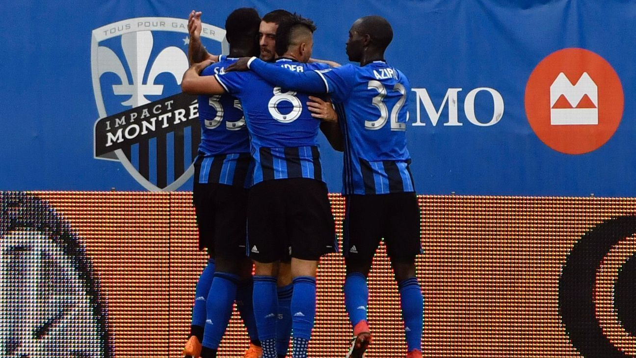 Montreal Impact notches crucial win over Columbus Crew in playoff quest