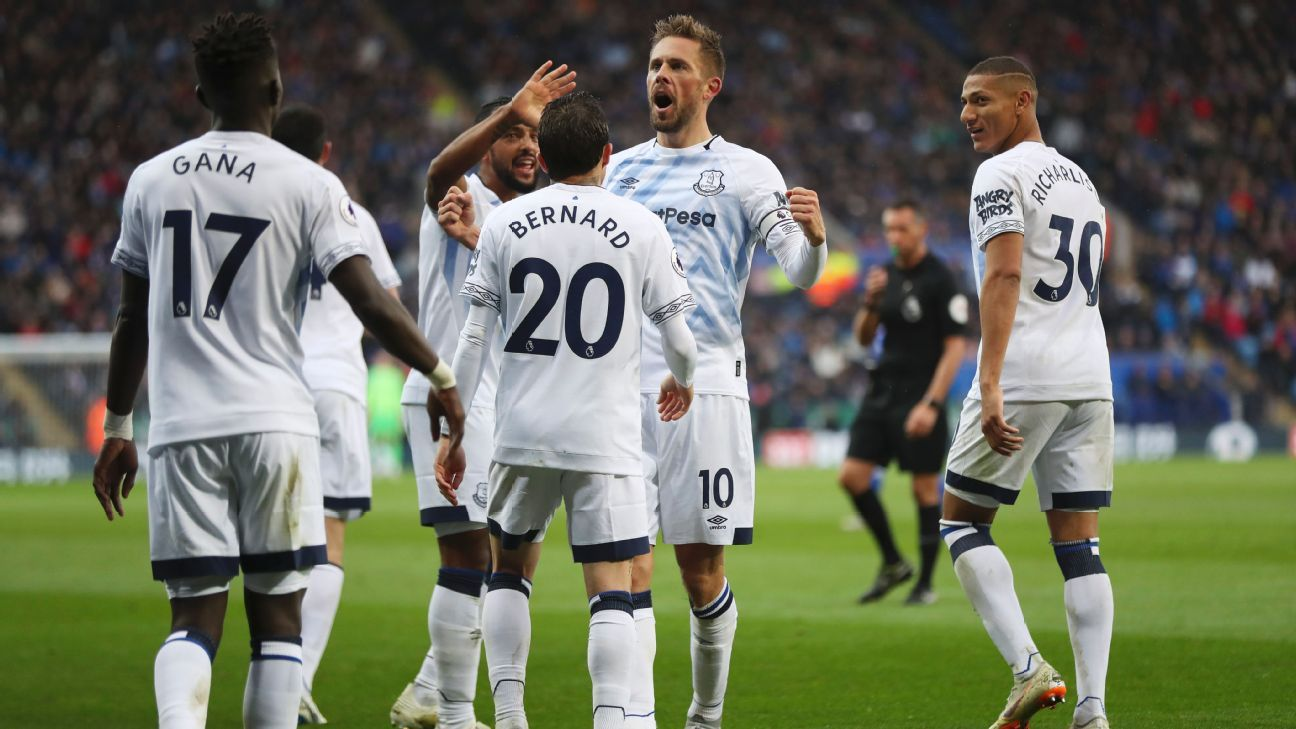 Gylfi Sigurdsson's winner gave Everton back-to-back Premier League wins for the first time this season.