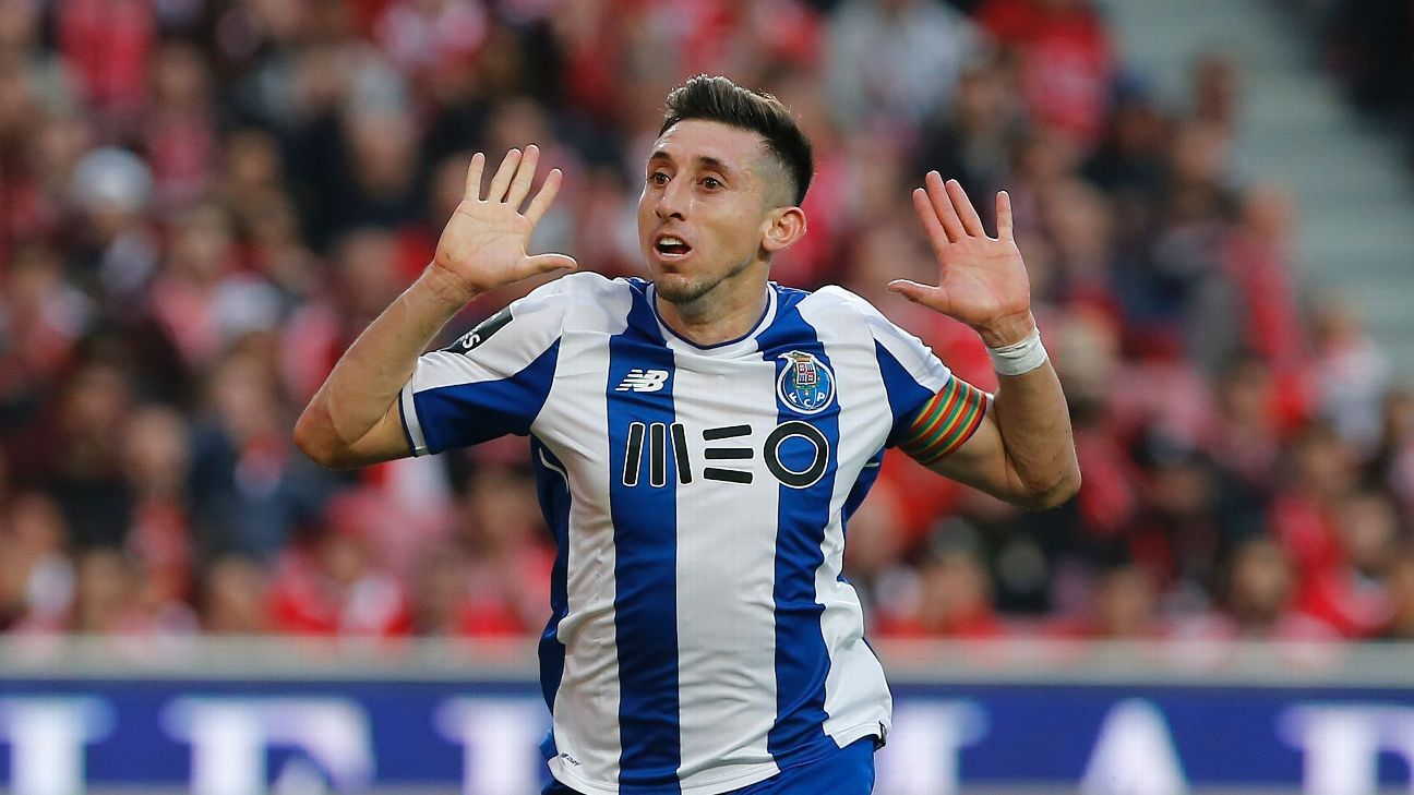 Will Hector Herrera be the man to fill the void if Aaron Ramsey opts out of Arsenal at the end of the season?