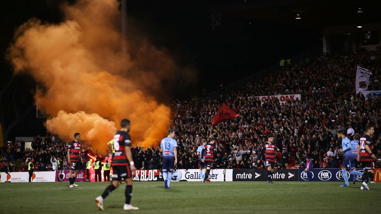 WSW lost 3-0 to Sydney FC in Saturday's FFA Cup semifinal.