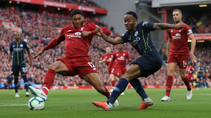 Liverpool and Man City did a fine job muffling their respective high-octane attacks in a surprising display of robust defensive football at Anfield.