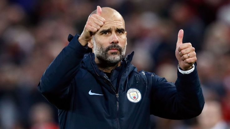 Pep Guardiola's willingness to focus on defending helped Man City earn a point at Liverpool. It also showed that they can mix it up as needed.