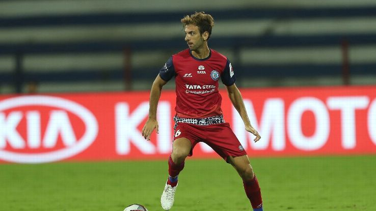 Mario Arques has become a key player for Jamshedpur.