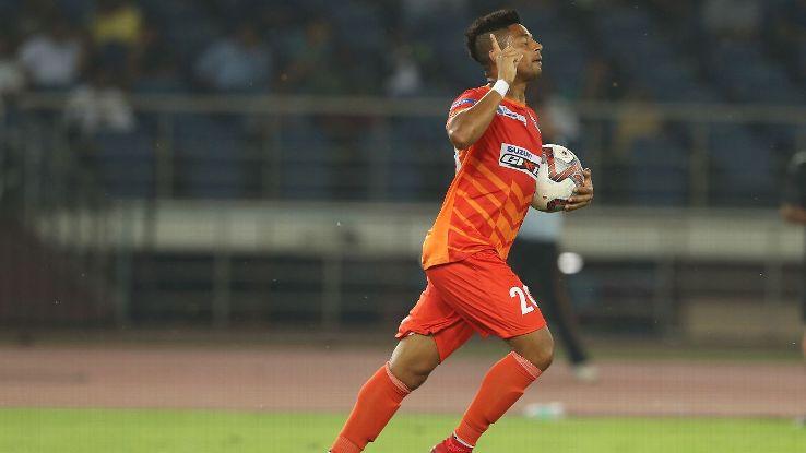 Diego Carlos of FC Pune City