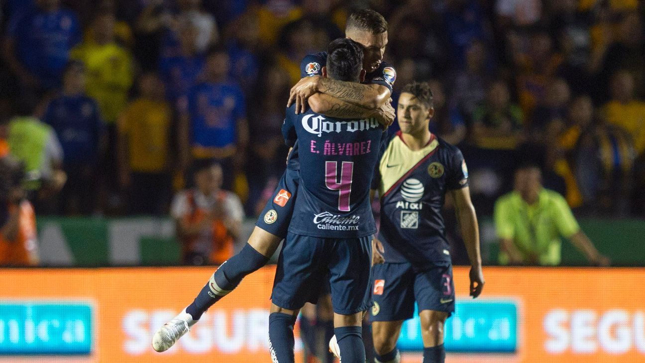 Club America's impressive win at Tigres was the highlight of the weekend in Liga MX.