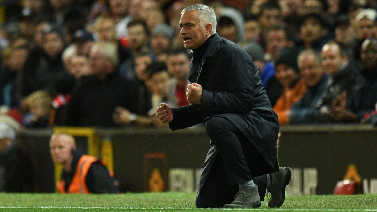 Mourinho got the result he needed in Man United's comeback victory over Newcastle but more than that, he saw that the fans are in his corner.