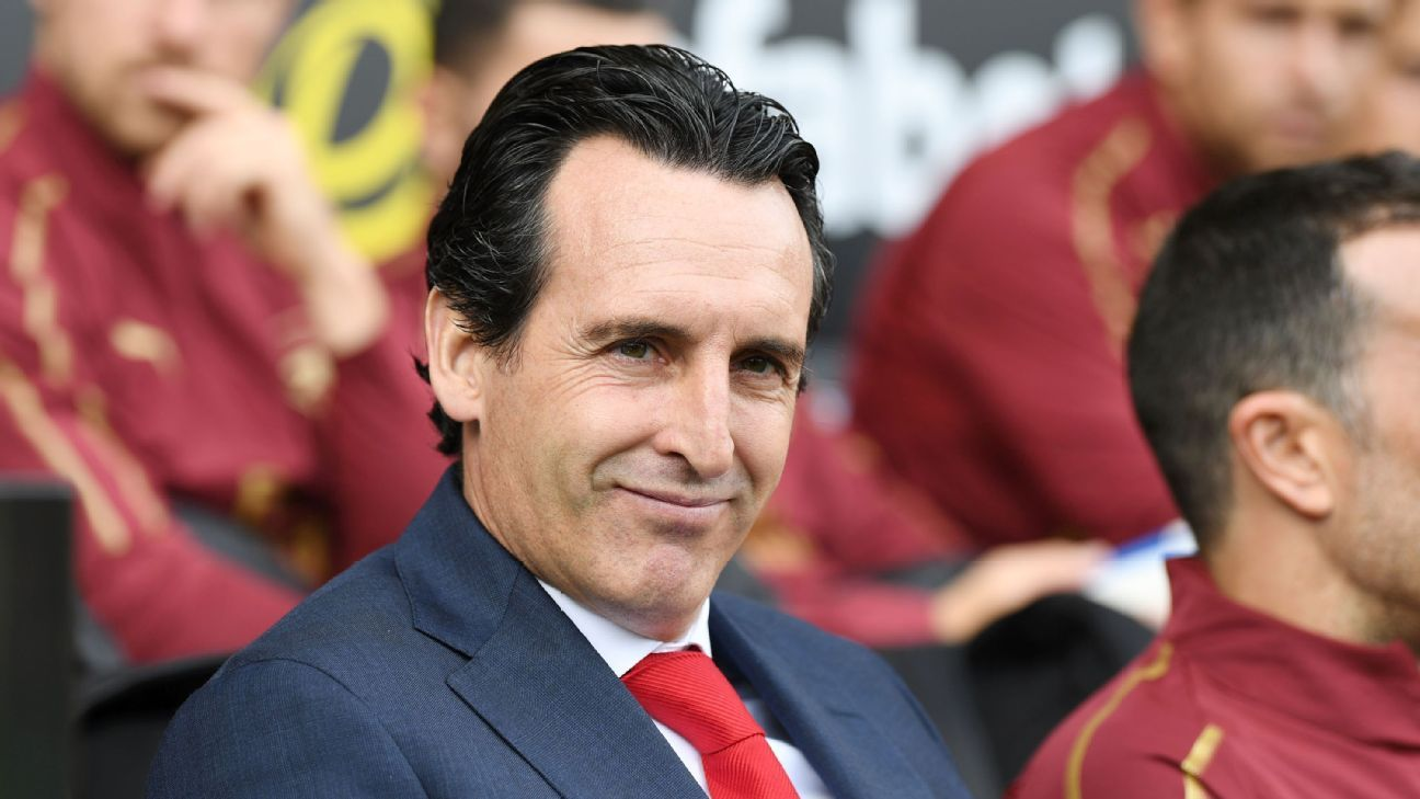 After opening the Premier League season with two losses, Arsenal have won six straight under first-year head coach Unai Emery.
