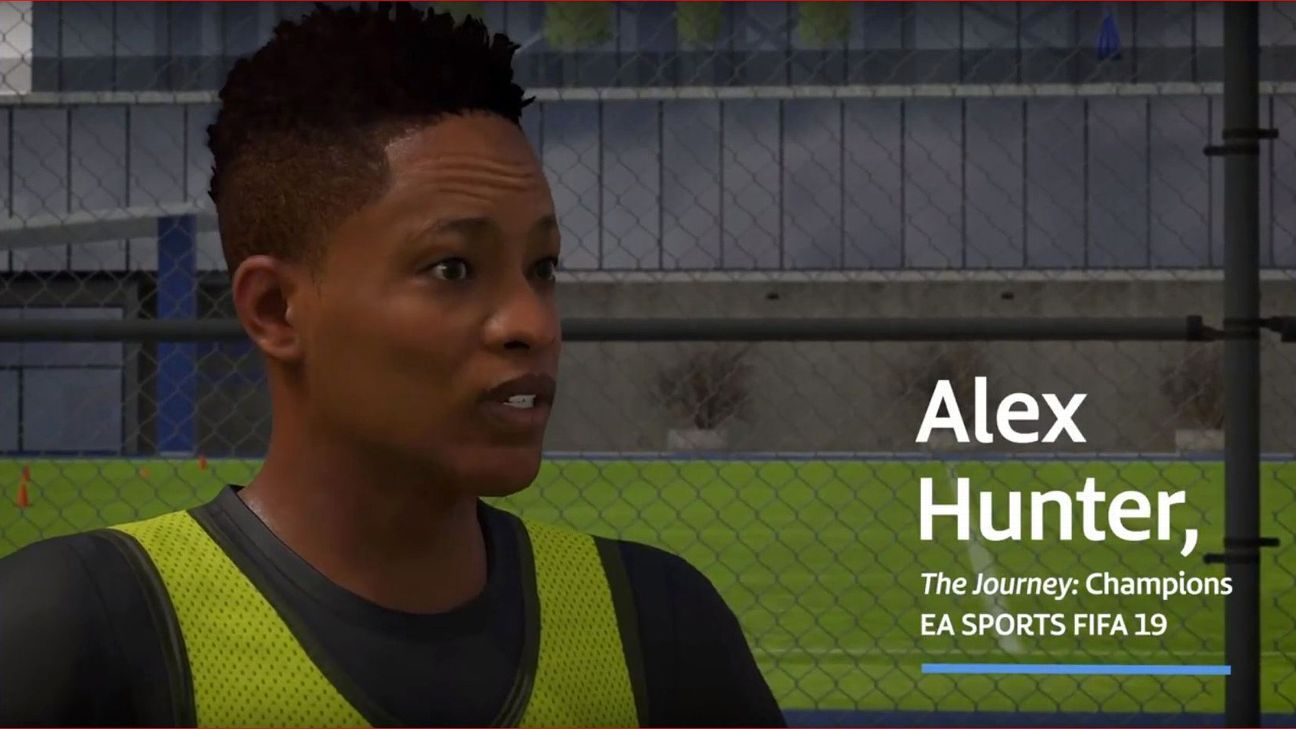Alex Hunter, star of FIFA 19's 'The Journey,' has joined Common Goal
