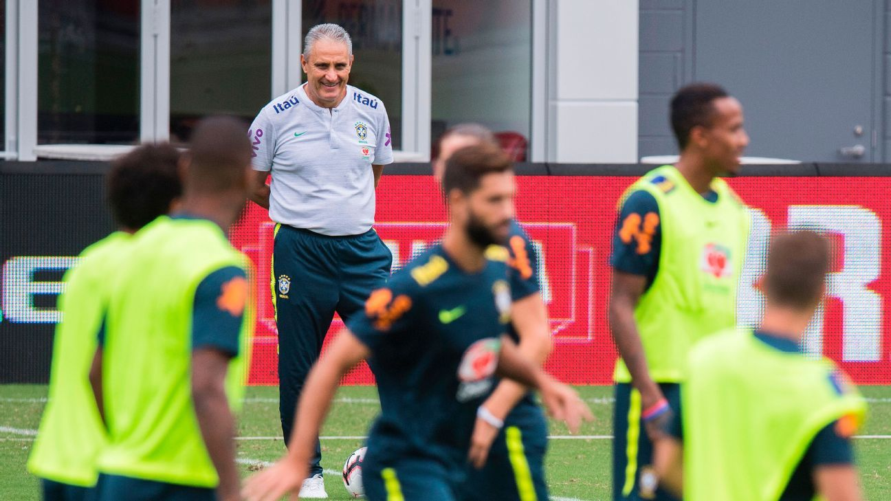 After Brazil underachieved at the World Cup, the pressure is on Tite and Co.