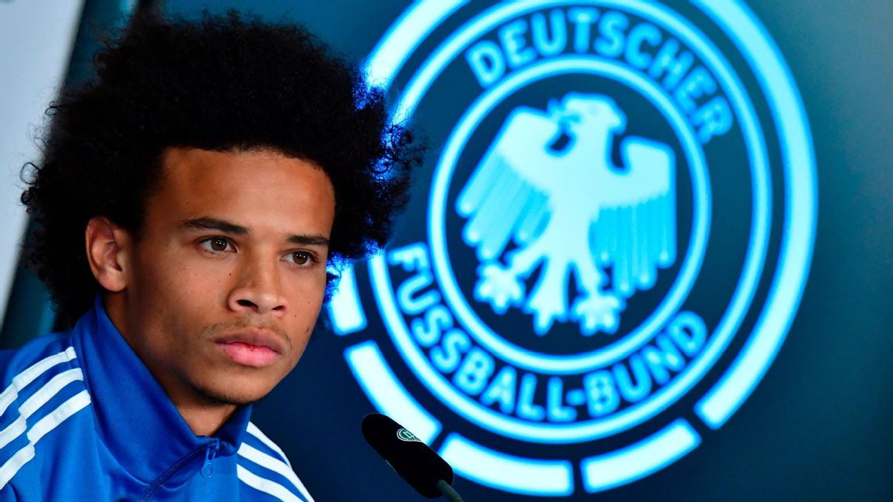 Leroy Sane missed out on a place in Germany's World Cup squad.
