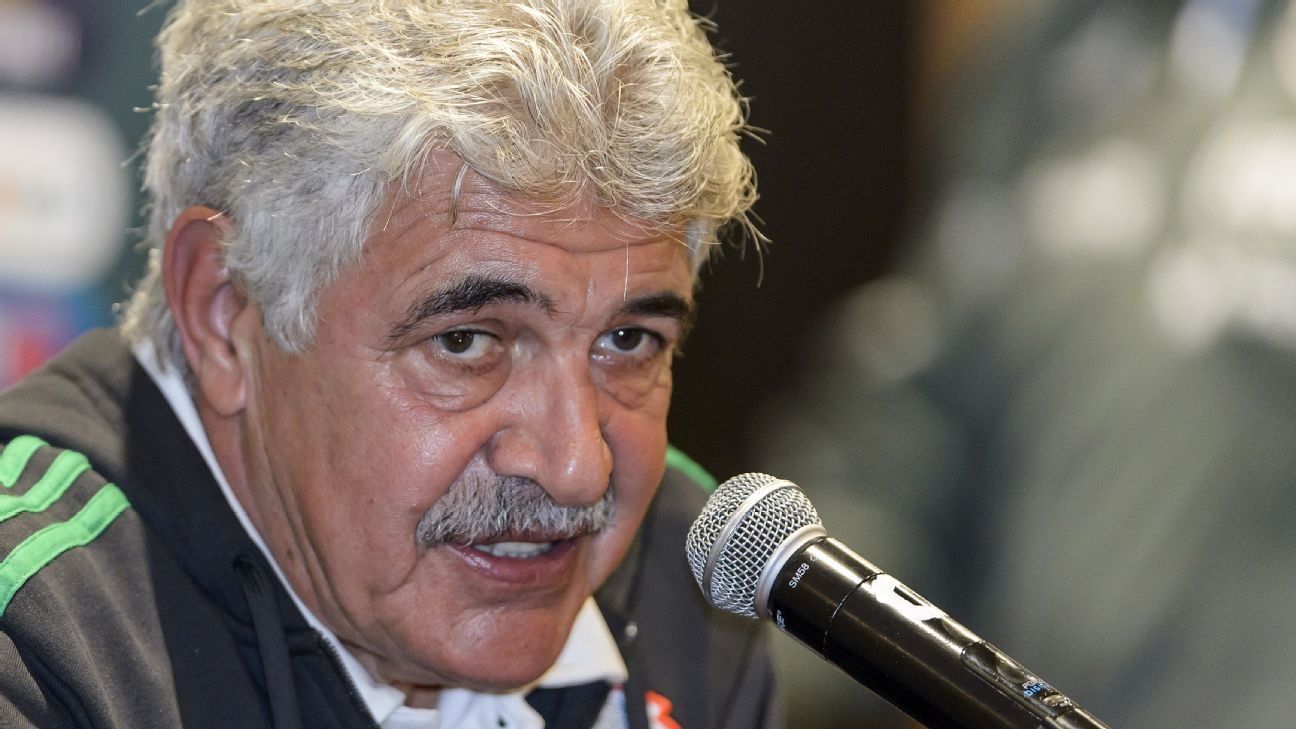 Ricardo Ferretti insists he's just trying to usher in the next generation of Mexican players.